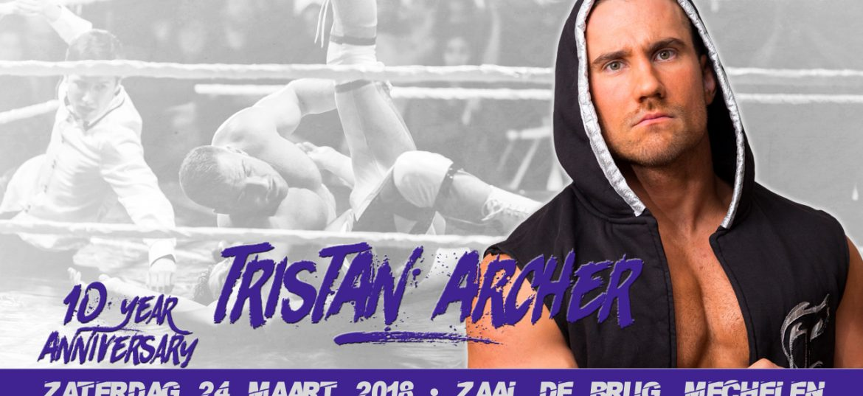 Tristan Archer keert terug naar de Allstars ring