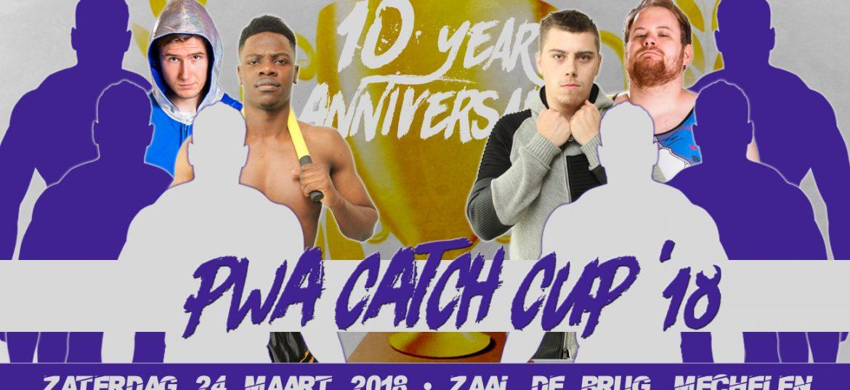 Eerste Catch Cup '18 deelnemers bekend