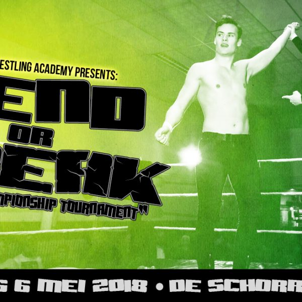 "SLAM! Bend or Break ""The SLAM Championship Tournament"""