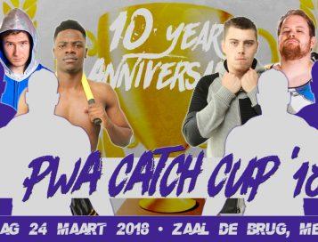 Twee nieuwe namen voor de Catch Cup '18 Riot wedstrijd