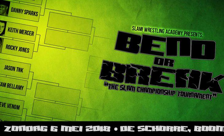 Kwartfinales SLAM! Championship Tornooi