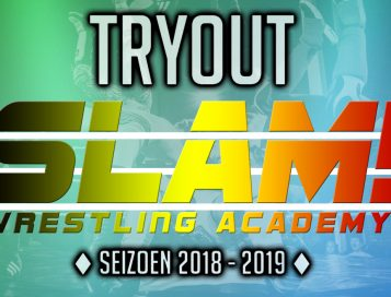 SLAM! Wrestling Academy Tryout