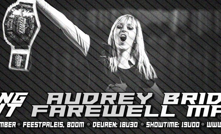 Audrey Bride's Farewell Match