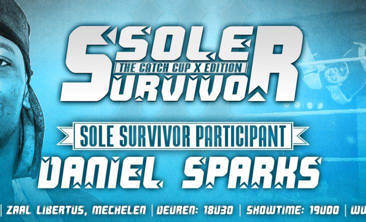 Sole Survivor III deelnemer: Daniel Sparks