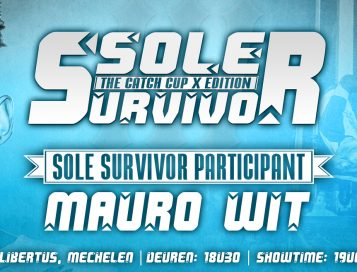 Sole Survivor III deelnemer: Mauro Wit