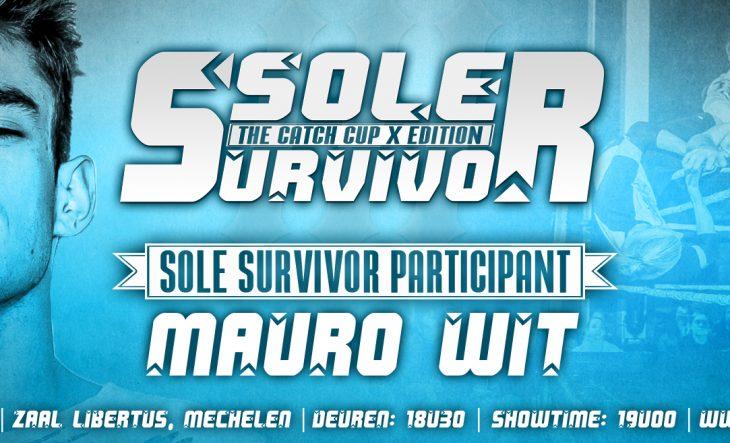 Sole Survivor III deelnemer: Mauro Wit