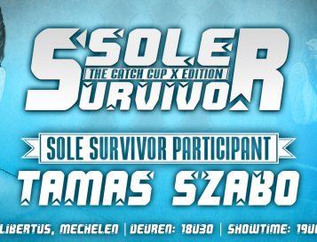Sole Survivor III deelnemer: Tamas Szabo