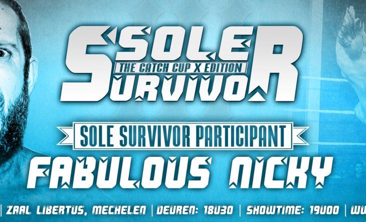 Sole Survivor III deelnemer: Fabulous Nicky