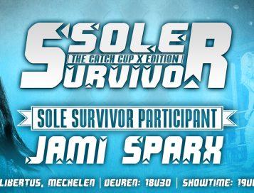 Sole Survivor III deelnemer: Jami Sparx