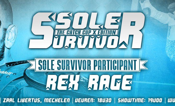 Sole Survivor III deelnemer: Rex Rage