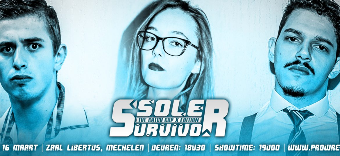Sole Survivor III deelnemers: Student Union