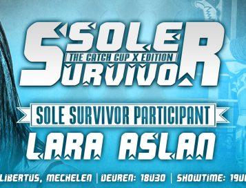 Sole Survivor III deelnemer: Lara Aslan