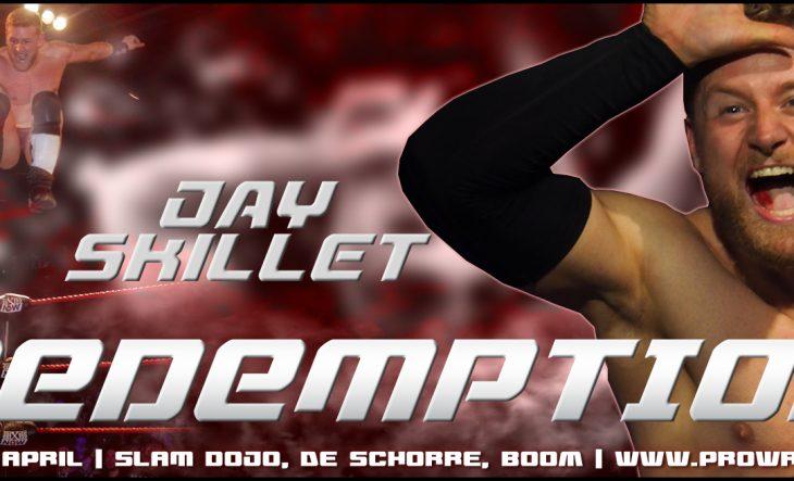 Jay Skillet komt naar Redemption