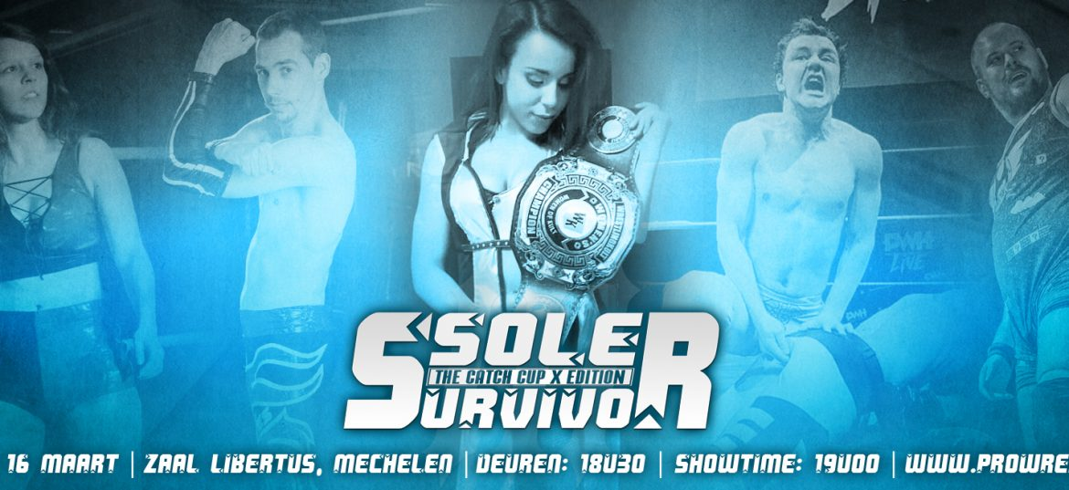 Sole Survivor III: Ticket info + Update