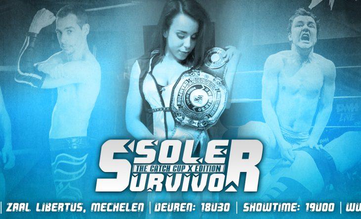 Sole Survivor III: Ticket info + Update