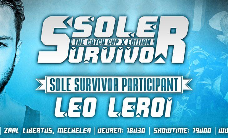 Sole Survivor III deelnemer: Leo Leroi