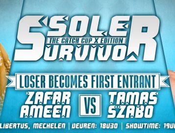 Zafar Ameen keert terug naar Pro Wrestling Allstars