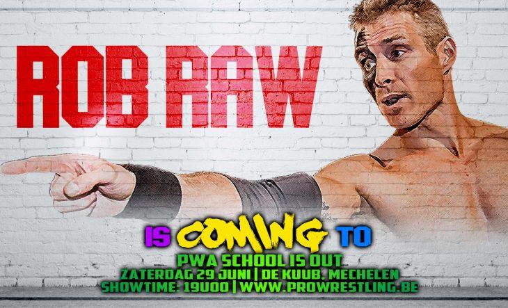 De dominantste kampioen van Pro Wrestling Allstars komt naar Mechelen