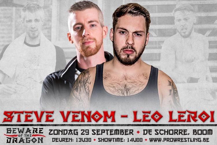 Sancties hangen in de lucht voor Steve Venom & Leo Leroi