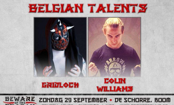 Nieuwe Belgische talenten maken hun opwachting