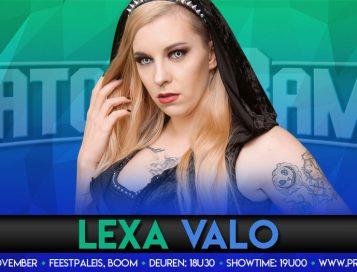 Lexa Valo maakt Allstars debuut bij CatchORama