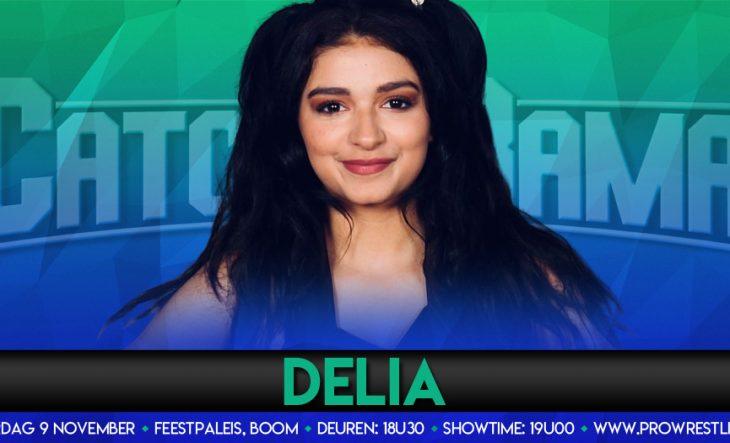 Delia maakt Allstars debuut bij CatchORama