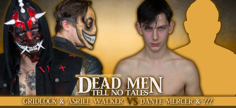 Gridlock en Walker dagen Dante Mercer uit voor tag team actie