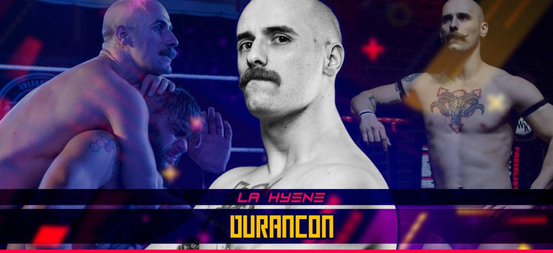 Durançon komt naar Pro Wrestling Allstars