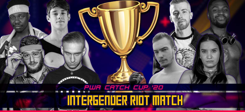8 Nieuwe namen voor de Catch Cup Riot match