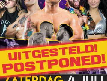 Evenement Mechelen uitgesteld tot latere datum