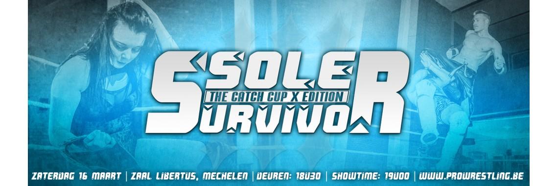 Sole Survivor III Tickets